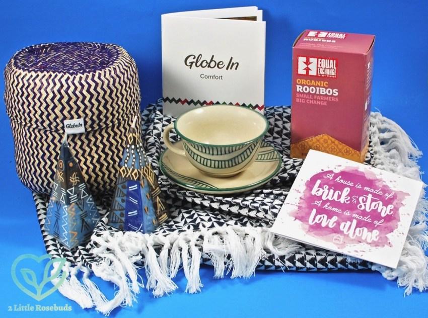 GlobeIn Artisan Box December 2016 Review & $20 Coupon Code