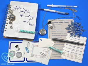 Holly Journals December 2016 Subscription Box Review & Coupon Codes