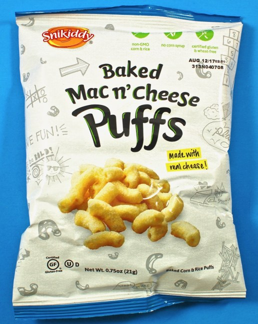 baked mac n' cheese puffs