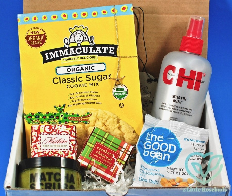 December 2016 Pampered Mommy review