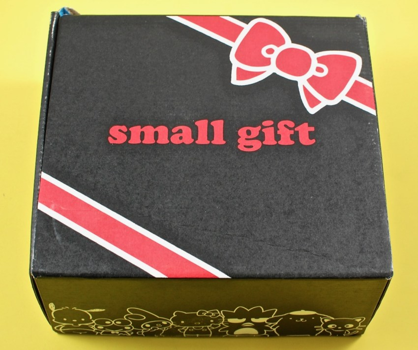 Sanrio Small Gift Crate review