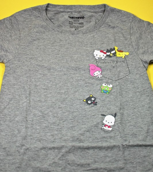 Hello Kitty Loot Crate shirt