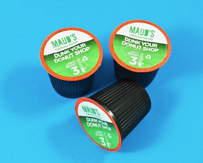 Maud's k-cups
