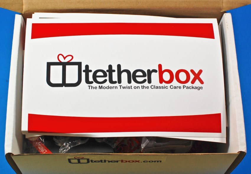 Tether Box review
