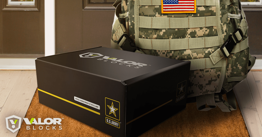 Valor Blocks: New Monthly Military Subscription Box Available Now