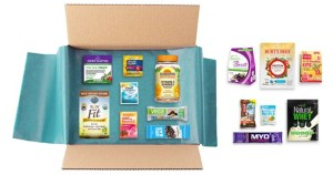 Amazon New Year New You Sample Box $14.99 – or FREE After Credit!