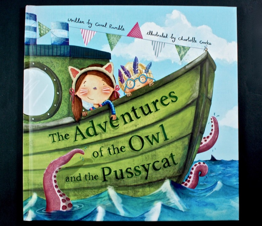 The Adventures of Owl and the Pussycat book