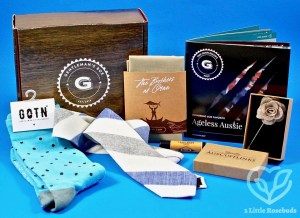 Gentleman's Box January 2017 Subscription Box Review & Coupon Code