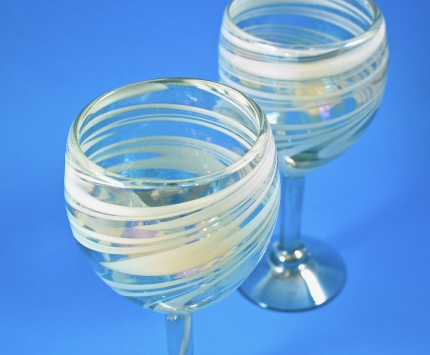 GlobeIn wine glasses