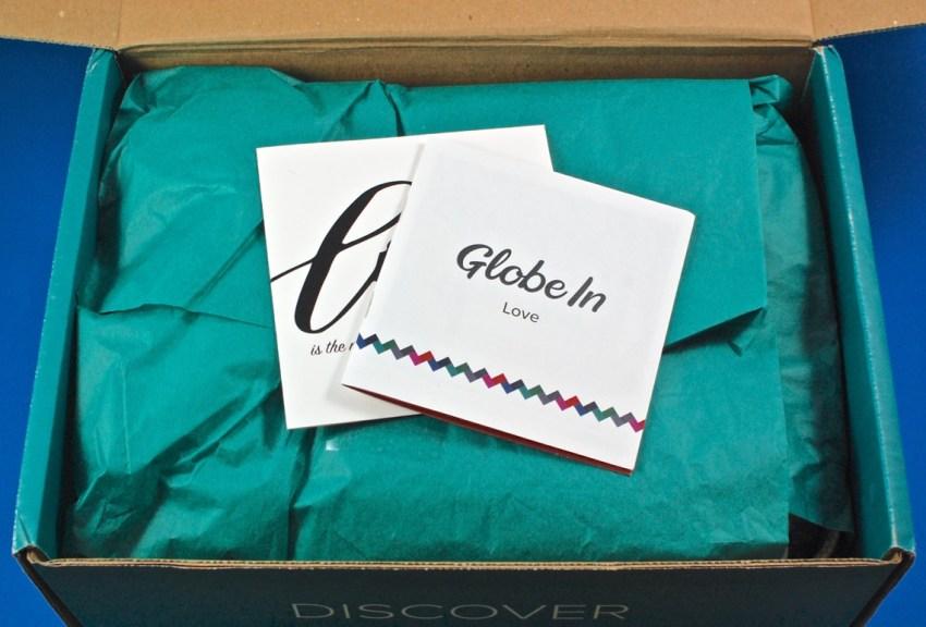 GlobeIn Love Box review