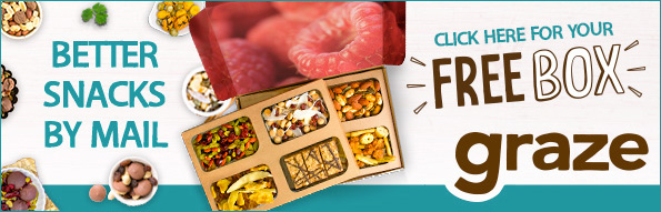 Graze - Click here for your Free Subscription Box