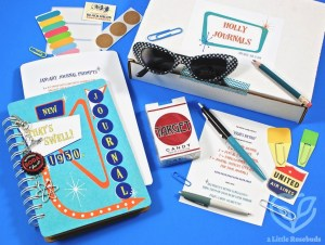 Holly Journals January 2017 Subscription Box Review & Coupon Code