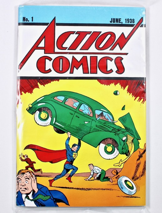 Action Comics #1 reprint