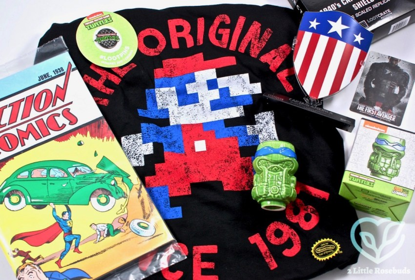"""Loot Crate January 2017 """"Origins"""" Subscription Box Review & Coupon Code"""
