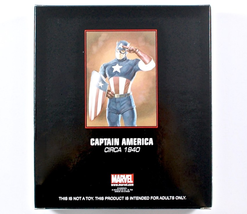 Captain America loot crate