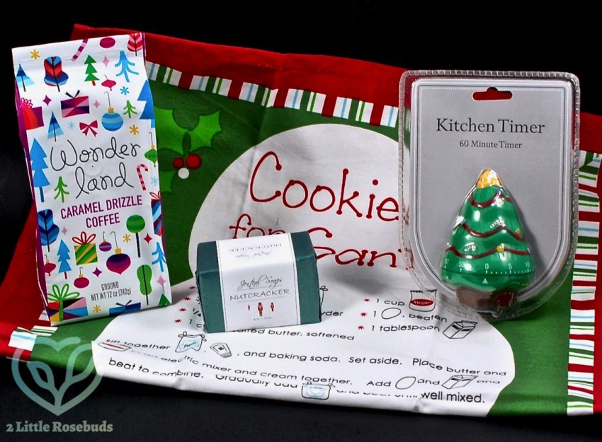 My Christmas Crate December 2016 Subscription Box Review & Coupon