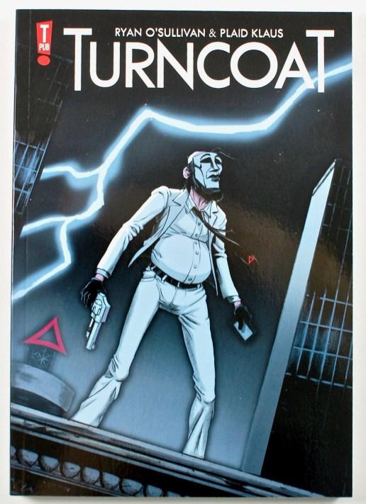 Turncoat graphic novel
