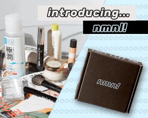 nmnl February 2017 Japanese Beauty Box Spoiler & 30% Coupon Code