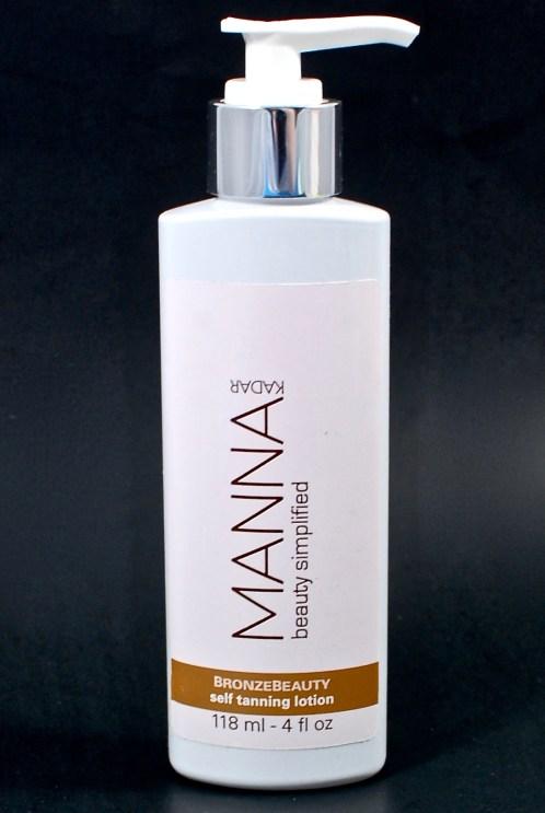 Manna Kadar self tanner