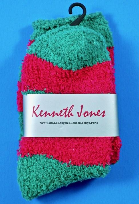 Kenneth Jones socks