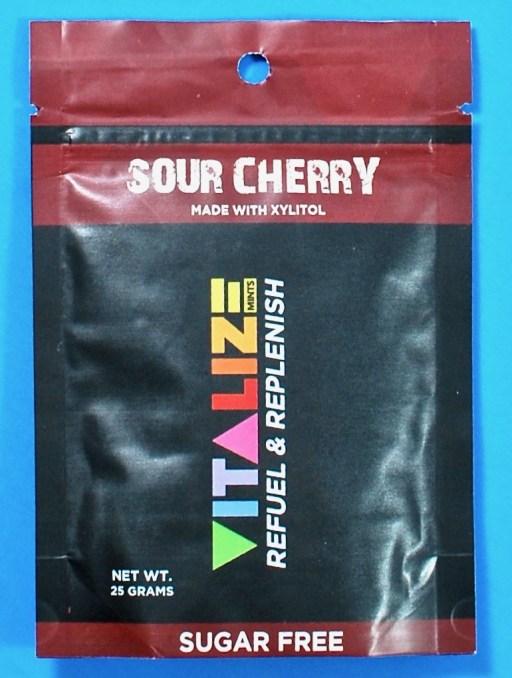 Sour Cherry Vitalize mints