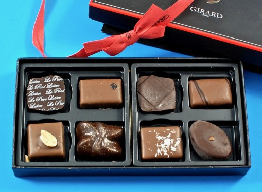 Girard chocolates