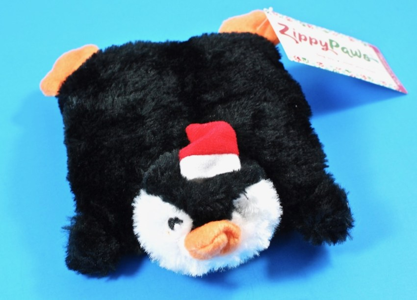 Zippy paws penguin