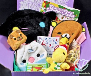 YumeTwins December 2016 Japanese Subscription Box Review & Coupon Code