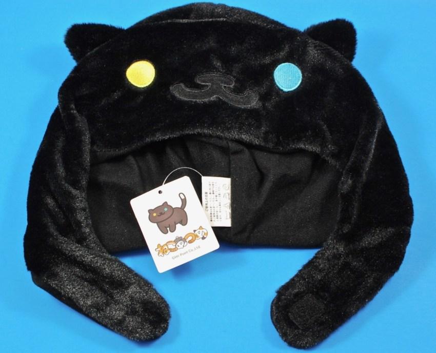 Neko Atsume plushie hat