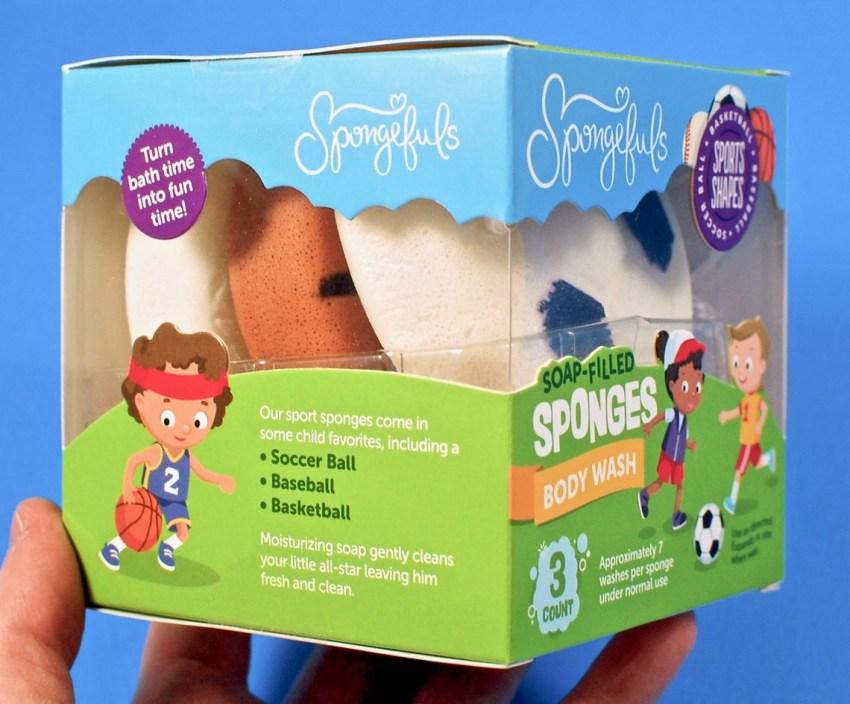 spongefuls