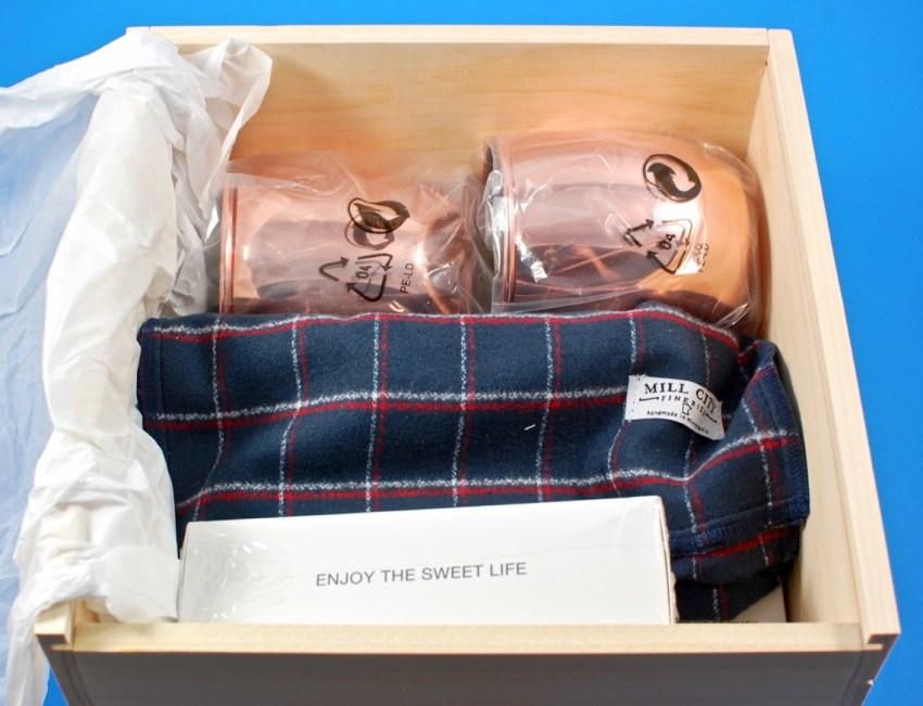 Breo Box contents