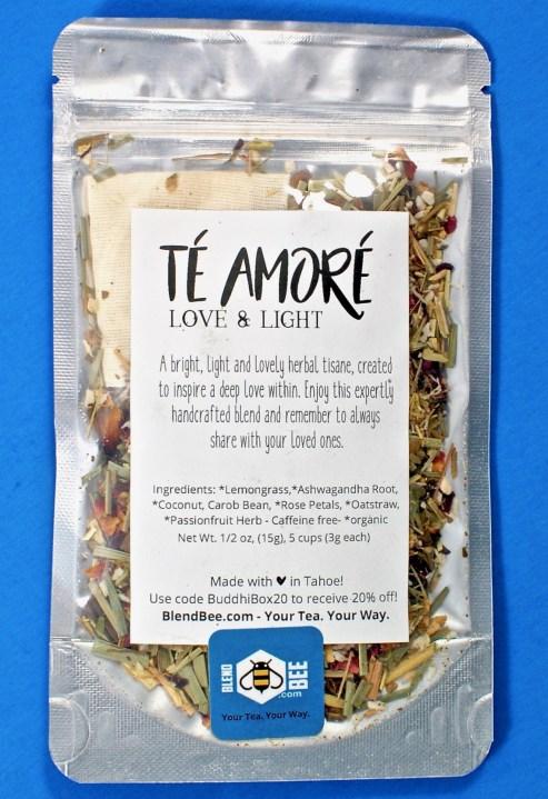 BlendBee tea