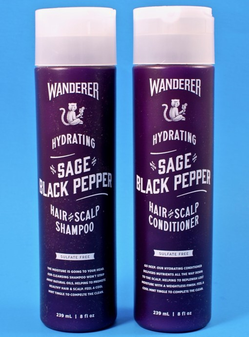 Wanderer shampoo