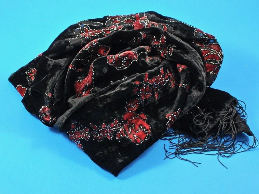 pashmina silk scarf