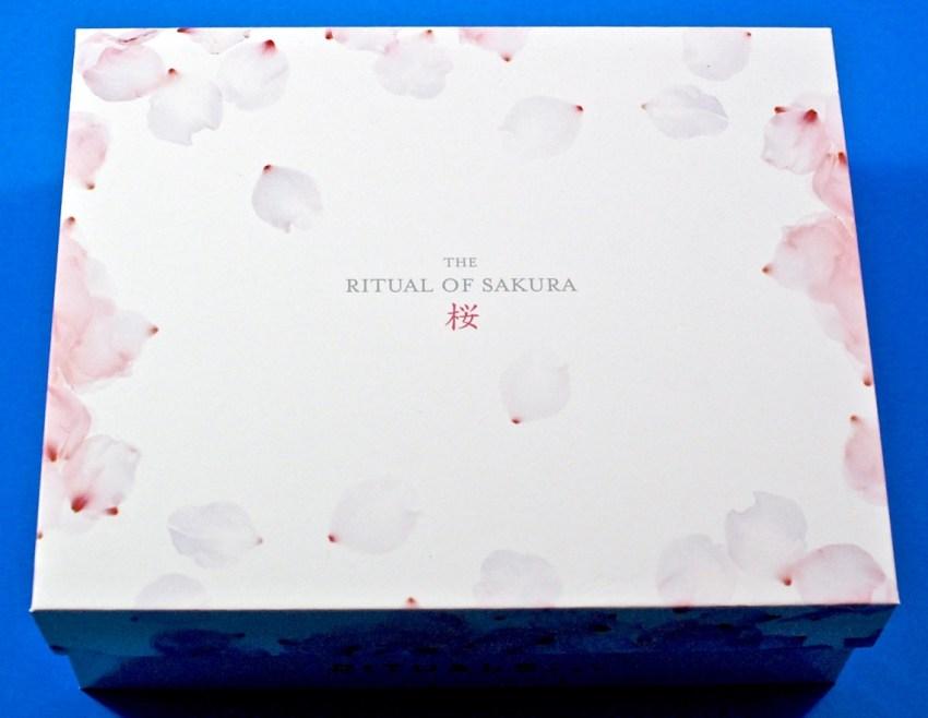 Glossybox Rituals box