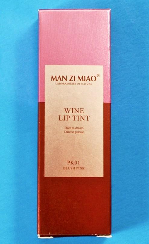 wine lip tint