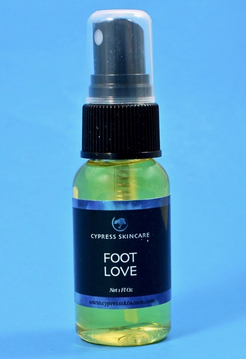 Cypress Skin Care Foot Love