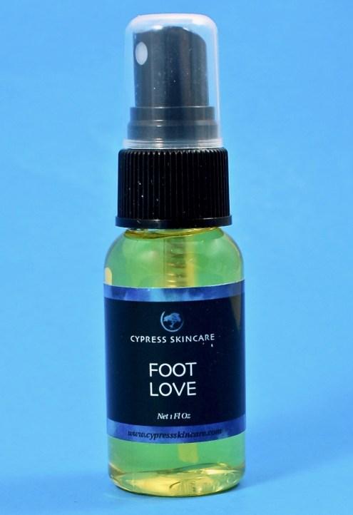 Cypress Skin Care Foot Love