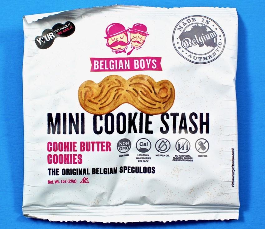 Belgian Bros Mini Cookie Stash