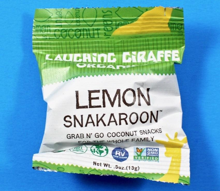 Lemon Snakaroon
