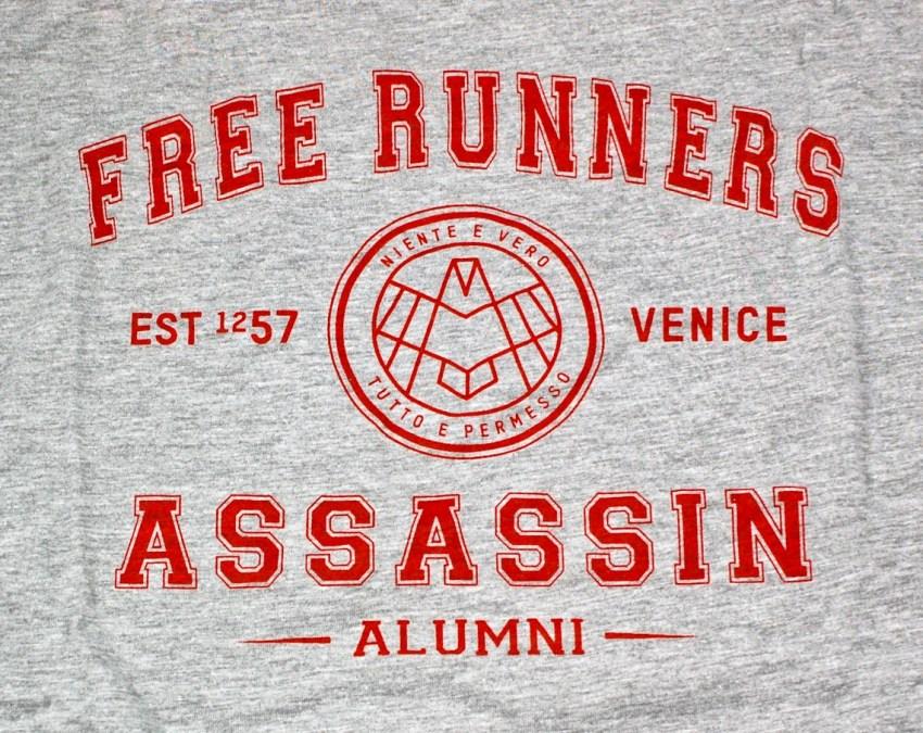 Free Runners Assassin Alumni