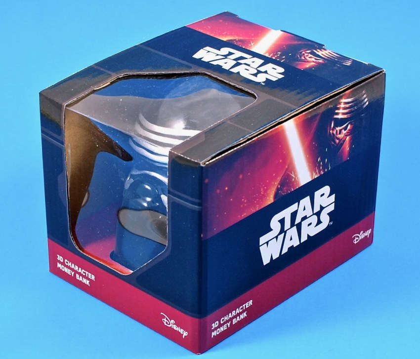 Star Wars coin bank