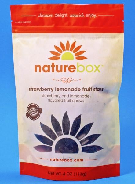 strawberry lemonade fruit stars