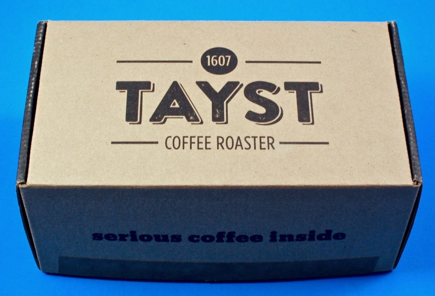 Tayst coffee box