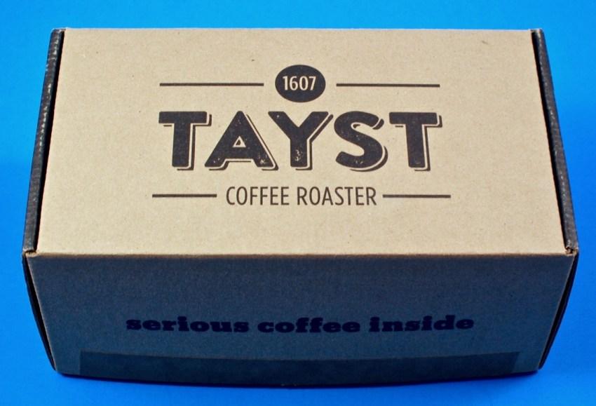 Tayst coffee box