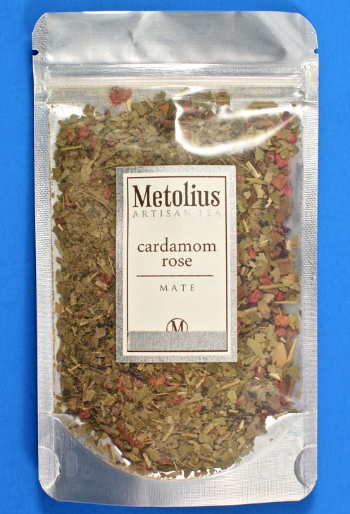 Metolius Cardamom Rose tea