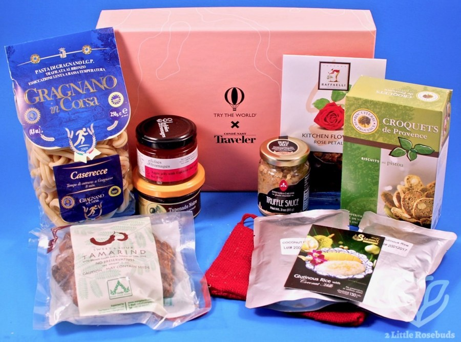 Try the World Conde Nast Amour Box review