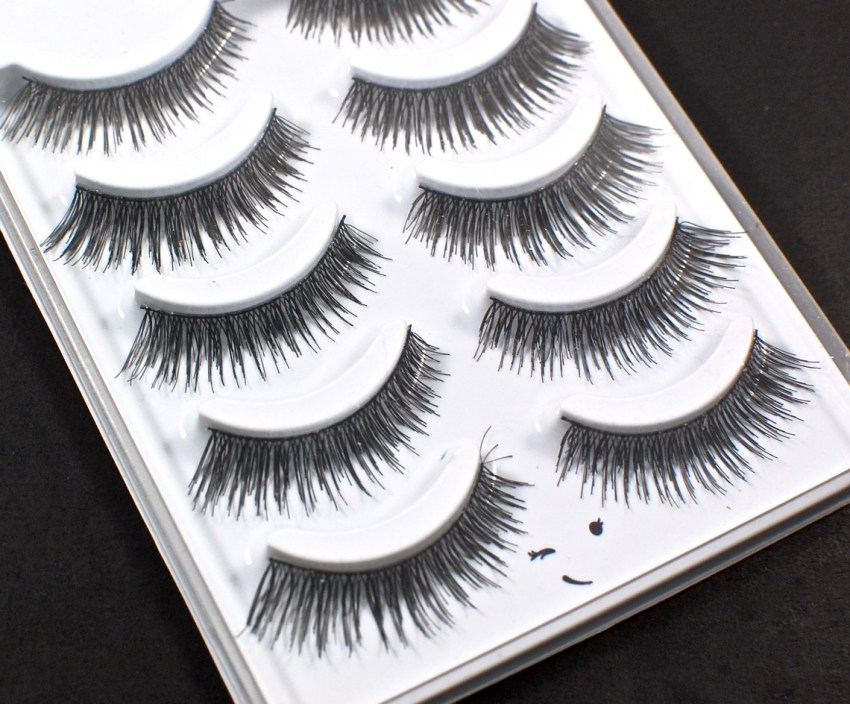 Sweep lashes