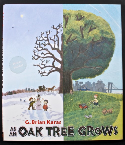 As the Oak Tree Grows