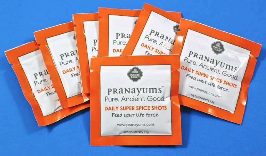 Pranayums spices